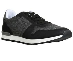 F&F Jersey Panel Trainers Gym Casual Fashion Jogger College Boys