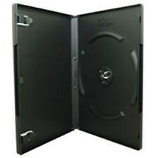 Custodia per DVD SINGOLO NERO 14mm Confezione da 25