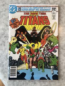 New Teen Titans 1 (1980).  NM- Copy