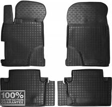 Rubber Carmats for Honda Civic 4D IX 2013- All Weather Floor Mats Fully Tailored