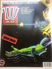 2000ad Comic - Prog 664 3rd Feb 1990 Judge Dredd Fleetway Very Fine