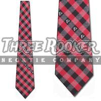 Atlanta Falcons Tie Falcons Neckties Mens Licensed Football Neck Ties NWT