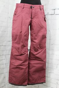 686 Women's Patron Insulated Snowboard Pants Small, Crushed Berry New 2020