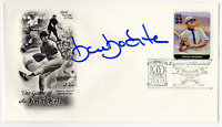 Bruce Bochte signed autographed cachet envelope! RARE! Guaranteed Authentic!