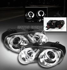 98-01 ACURA INTEGRA JDM HALO PROJECTOR HEADLIGHTS 99 00