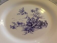 """FOUR 10"""" TRADE WINDS PLATES"""