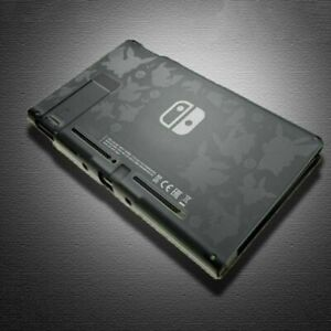 Back Plate Case Housing Cover Shell Replace for Gaming Switch Game Console New