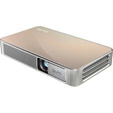 Vivitek QUMI Q3 Plus GOLD Portable Projector 500 Lumens usually £465 Refurbished