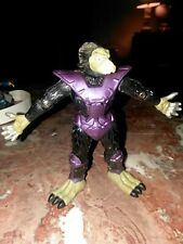 1995 Bandai Power Rangers Evil Space Nasty Bird Figure Purple
