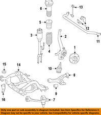 Mercedes MERCEDES-BENZ OEM 12-15 ML350 Front-Steering Knuckle Spindle 1663301020