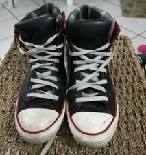 CONVERSE ALL STAR Nere Alte usate EUR 43
