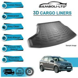 Fit for FORD GRAND C-MAX 7 KOLTUK 2011-2019 , Rear Liner Cargo Trunk Mat