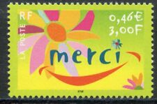 TIMBRE FRANCE NEUF N° 3379 ** MESSAGE MERCI