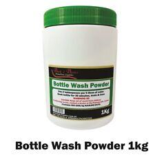 Bottle wash powder PBW - 1kg - Brewing Detergent - Home Brew Hobbyist