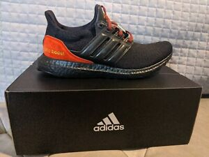 Adidas UltraBoost DNA Black Red Size 8 FW4899