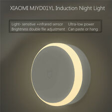 Xiaomi LED Dimmable Body Induction + Light Sensor Smart Night Light Wall Lamp