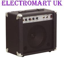 GUITAR MICROPHONE MIC AMP AMPLIFIER SPEAKER 10W