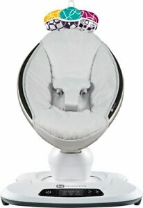 4moms - mamaRoo®4 Infant Swing- Gray Classic