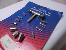 T Handle T Bar Socket & Screwdriver Tool