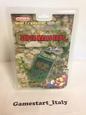 NINTENDO MINI CLASSICS SUPER MARIO BROS NUOVO NEW - VERY RARE -