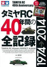 F/S Record of all RC 40 years used Tamiya 40th Anniversary Radio Control Japan