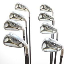 TaylorMade R7 3-P Iron Set Graphite REAX 55 Stiff Flex 44474G
