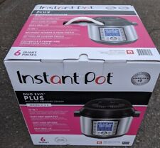 Original Instant Pot Pressure Cooker 6-Quart, New Technology