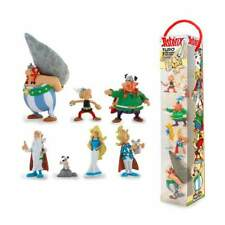CACOFONIX BARD TROUBADIX Single Mini Figure ASTERIX French Porcelain FEVES 2000