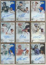2017 Topps Gold Label Framed Autograph - Auto, Rookies, Gold Framed, #d