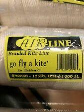 Air-Line Braided Kite Line 125lb Test - 1000 ft. by Go Fly A Kite Stock #20040