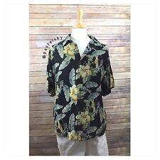 TOMMY BAHAMA hawaiian style aloha shirt men's Large Lrg L