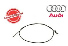 Genuine Audi A4 8E B6 Hood Latch Release Cable Line Lock 8E1823531D