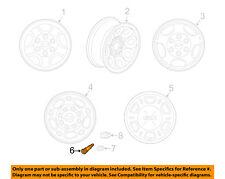 GM OEM-Wheel Valve Stem 9593595