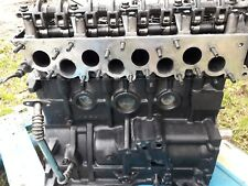 MITSUBISHI L200 2.5 DIESEL  ENGINE BLOCK AND HEAD 4D56T (01-06) ONLY COVERED 81K