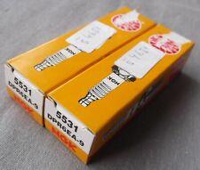 Genuine NGK Spark Plug Honba CH250 CN250 DPR6EA-9 (2-pack) Zundkerzen Candela