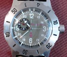 Wrist Automatic Watch VOSTOK KOMANDIRSKIE Commander Military 350501