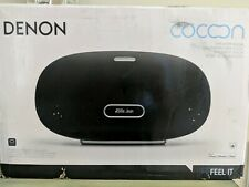 Denon DSD-500 Cocoon Apple Airplay, iPod, iPhone & iPad Dock WiFi Streaming