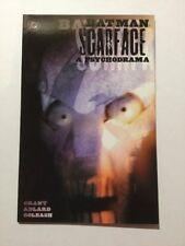 Batman Scareface A Psychodrama 1 NM Near Mint
