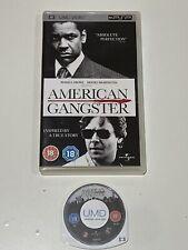 American Gangster UMD Movie for PSP Region ALL Will Ship Worldwide!