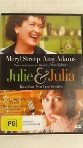 Julie & Julia (DVD, 2010) Meryl Streep
