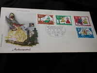 Germany FDC 1965 Aschenputtel
