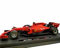 Bburago 2019 FERRARI F1 SF90 #5 Sebastian Vettel Modellauto Modell 1:18 OVP