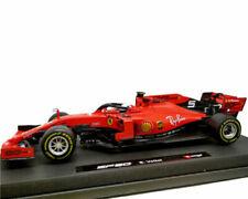 FERRARI sf15-t Sebastian ciabatta nr 5 formula 1 2015 1//43 Bburago Auto Modello.. Mer