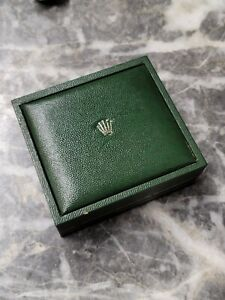 Original Vintage Rolex Inner Box with Cuff - 1960s Wristwatch Box