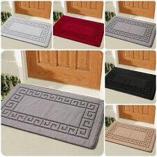 Nonslip Indoor Door Rugs Entrance Rug Dirt Trapper Barrier Doormats Washable Mat