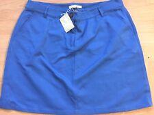 BODEN blue Naomi mini SKIRT size 10p petite   NEW .  WG697,,,