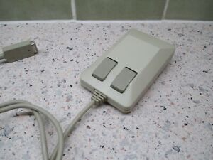 Commodore Amiga 500 600 1200 1500 200 4000 CDTV CD32 Original Tank Style Mouse