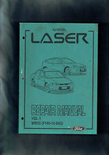CAR WORKSHOP MANUALS - 1994 FORD LASER Vol 1-2 & TWO SUPPLEMENTS