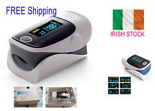 Finger Pulse Oximeter Heart Rate Spo2 Monitor Blood Oxygen Meter (NEW)