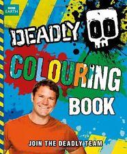 Deadly Colouring Book,Steve Backshall